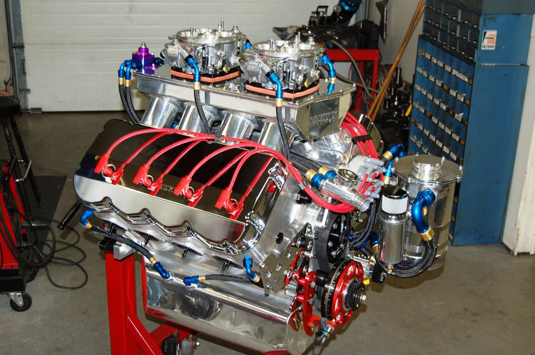 SONNY'S  762 CU. IN. 1700HP!!! - Sonny's Racing Engines & Components