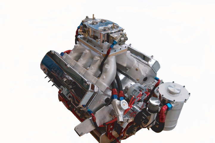Sonny's 803 cu. in 5.3 Bore Space Wedge 1x4 Nitrous Engine - Sonny's Racing Engines & Components