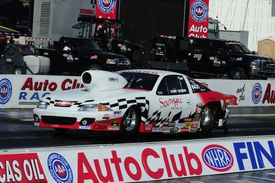 <ul><li>NHRA Record Holder A/AP 6.59 @ 210.82 MPH</li></ul>