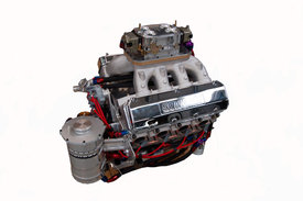 SAR-762 Single 4BBL 1500+ HP  Naturally Aspirated, Great for T/S. T/D - Sonny's Racing Engines & Components