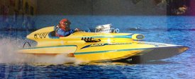 SAR 615 cu. in. Marine Engine - Sonny's Racing Engines & Components