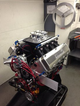 Sonny's 680 cu.in Performance Boat Engine - Sonny's Racing Engines & Components