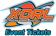 X-DRL EVENT TICKETS