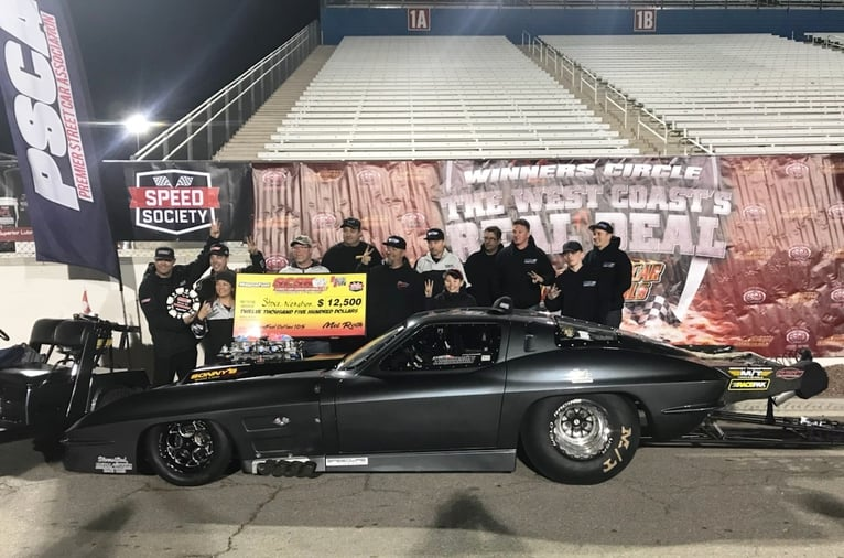 <ul><li>2017 Quickest Outlaw 10.5 Nitrous Car in the Nation 3.94</li><li>2017  Super Street Car Nationals Champion, Outlaw 10.5  11/19/17</li></ul>