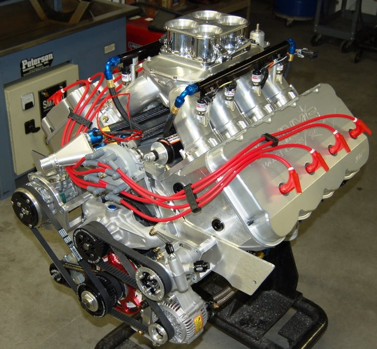 Street Engines - Sonny's Racing Engines