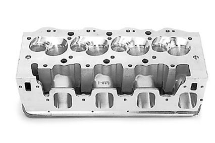 "SONNY'S SYMMETRICAL PORT 5"" BORE SPACING HEADS (MARINE) - Sonny's Racing Engines & Components"