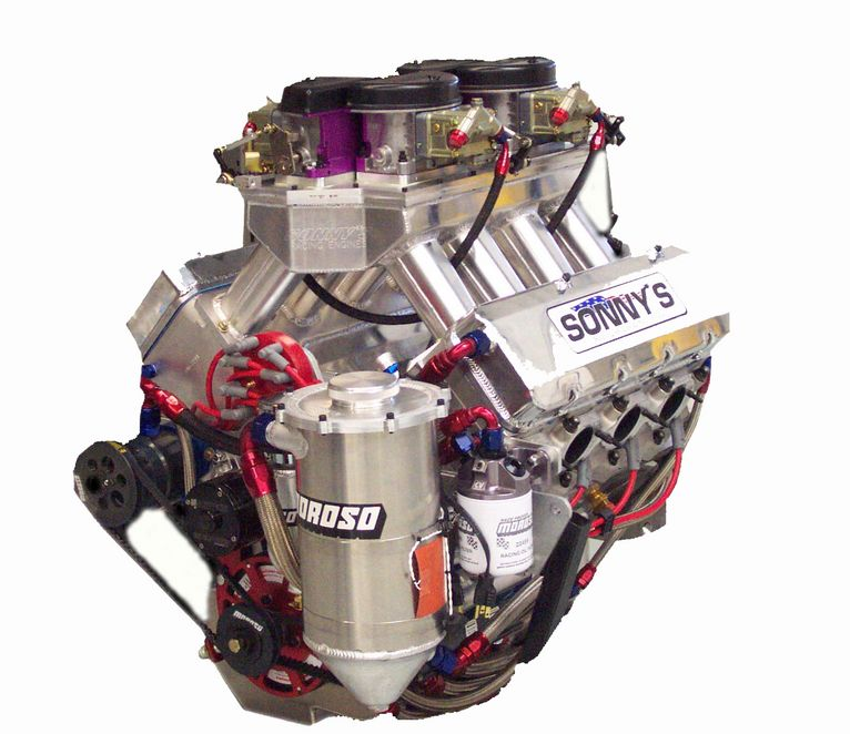 SAR-673 (1480HP) - Sonny's Racing Engines & Components