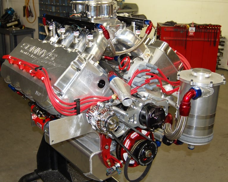 727 CU. IN. 1580 HP RACING ENGINE - Sonny's Racing Engines & Components