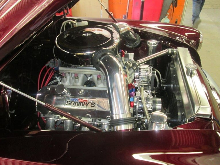 615 CU  IN  14 5 PONTIAC 1000 HP PUMP GAS STREET ENGINE - Sonny's