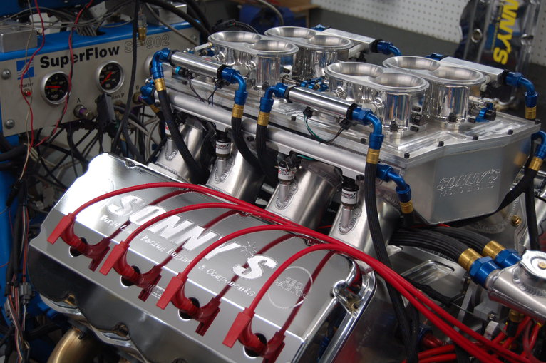 SAR 1005 (2100 HP) - Sonny's Racing Engines