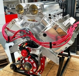 Sonny's Ultimate 5.3 Bore Space EFI Naturally Aspirated 860 cu. in.  Marine Engine - Sonny's Racing Engines & Components