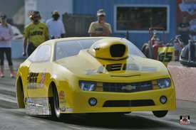 <ul><li>Winner NHRA National Event in Top Sportsman, Norwalk oh, 7/6/14</li></ul>