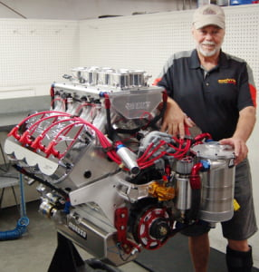 Sonny's Racing Engines Staff