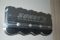 Sonny's Billet Valve Covers